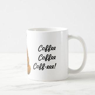Was trinkt der Fox? Kaffee-Tasse