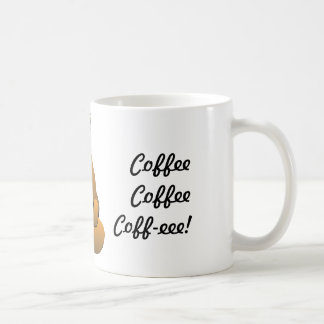 Was trinkt der Fox? Kaffee-Tasse Tasse