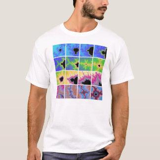 Was umhergeht, kommt herum-- blaue Version T-Shirt