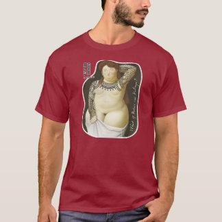 Was, wenn Botero Kalinga war? T-Shirt