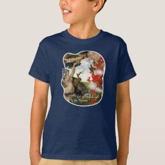 Was, wenn Michelangelo japanisch war? T-Shirt