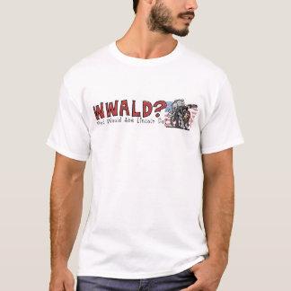 Was würde Abe Lincoln tun? T-Shirt