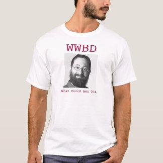 Was würde Ben tun? T-Shirt