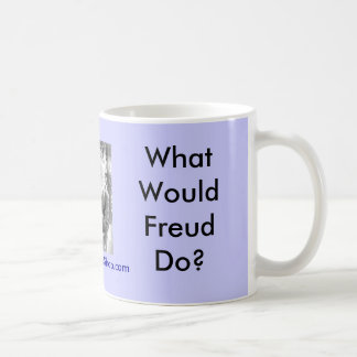 Was würde Freud tun? Tasse