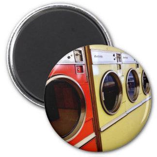 Waschautomat Runder Magnet 5,1 Cm