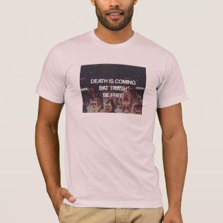 Waschbär-Todesabfall mischen wieder T-Shirt