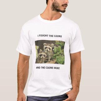 Waschbären T-Shirt