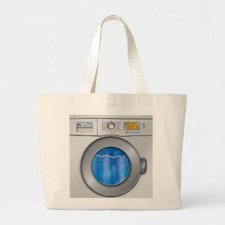 Waschmaschine Jumbo Stoffbeutel