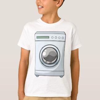 Waschmaschine T-Shirt