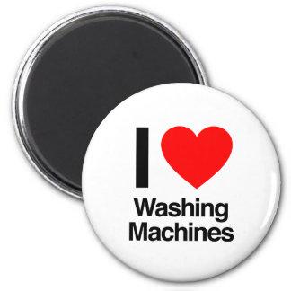 Waschmaschinen der Liebe I Magnete