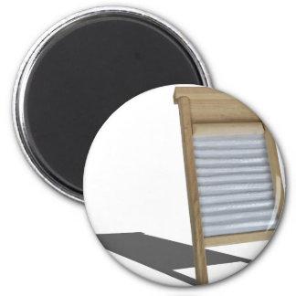 Washboard112810 Runder Magnet 5,7 Cm