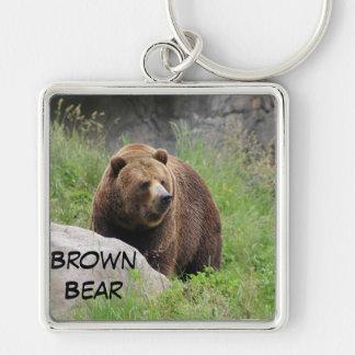 Washington-Braunbär - Keychain Schlüsselanhänger