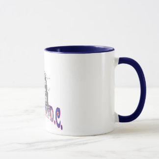 Washington D.C. Mug Tasse