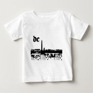 Washington DC an gesetzt für Ihre Stadt Baby T-shirt