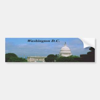 Washington DC Autoaufkleber