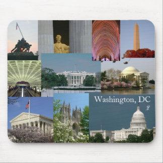 Washington, DC-Foto-Andenken Mousepad