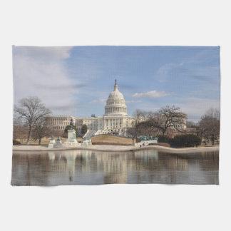 Washington DC Handtuch
