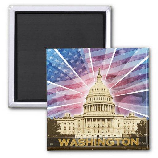 Washington DC Kühlschrankmagnete