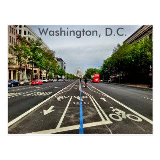 Washington, DC-Postkarte Postkarte