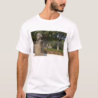 Washington, DC, Statue von George Washington, T-Shirt