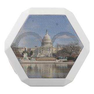 Washington DC Weiße Bluetooth Lautsprecher