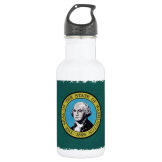 Washington-Flagge Trinkflasche