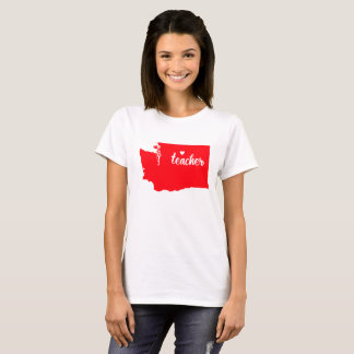 Washington-Lehrer-T-Shirt T-Shirt