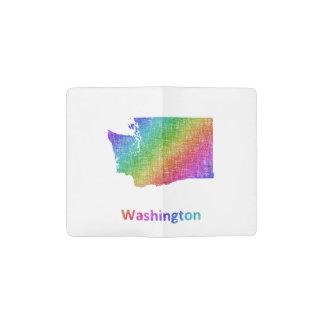 Washington Moleskine Taschennotizbuch