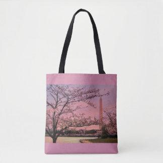 Washington-Monument-Kirschblüten-Festival Tasche