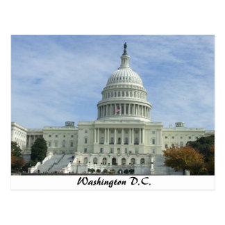 Washington-Postkarte Postkarte