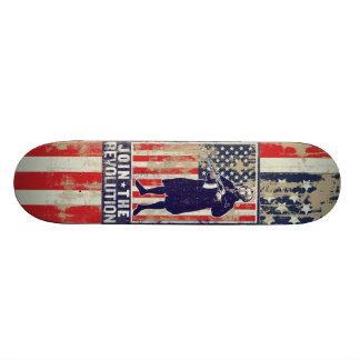 Washington-Revolutions-Skateboard Bedrucktes Skateboard