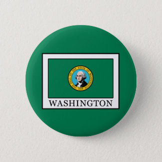 Washington Runder Button 5,1 Cm
