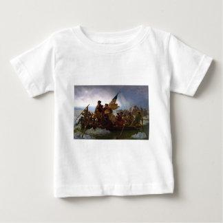 Washington Vintage Kunst, das des Delawares - US Baby T-shirt