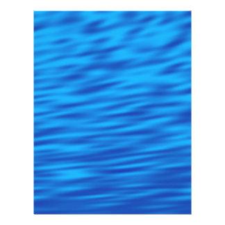 Wasser 21,6 X 27,9 Cm Flyer