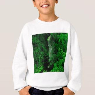 Wasser Aridein Holz Sweatshirt
