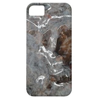 Wasser eingefroren in der Zeit iPhone 5 Etui