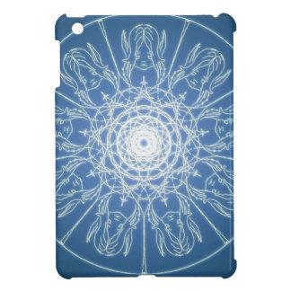 Wasser-Elffeenhafter Pentagram Wicca iPad Mini Hülle