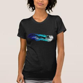 Wasser-Ellbogen T-Shirt