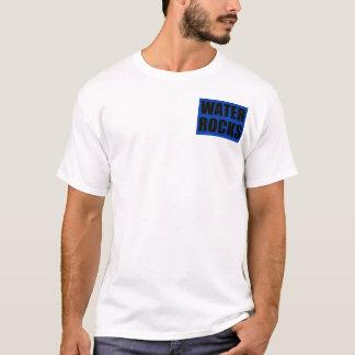 Wasser-Felsen T-Shirt