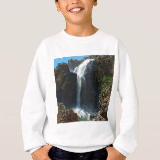 Wasser-felsiger Gebirgsextrem-Fälle Sweatshirt