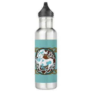 Wasser-Flasche 2014 der Nerz-Tassen-24oz Runicorn Trinkflasche
