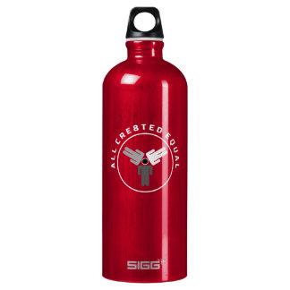 Wasser-Flasche Aluminiumwasserflasche