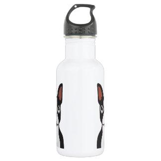 Wasser-Flasche Bostons Terrier Trinkflasche