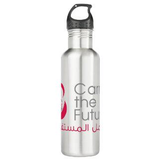 Wasser-Flasche des Edelstahl-24oz Edelstahlflasche