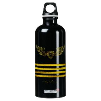 Wasser-Flasche Flieger-Kapitän-SIGG Reisend-(0.6L) Wasserflasche
