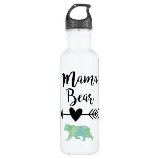 Wasser-Flasche Mutter-Bear Edelstahlflasche