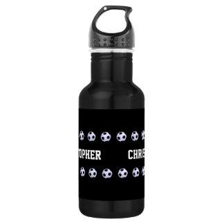 Wasser-Flasche, personalisiertes, Edelstahlflasche