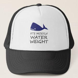 Wasser-Gewicht Truckerkappe