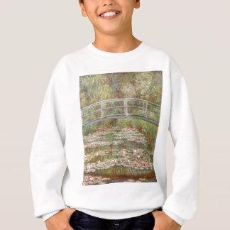 Wasser-Lilien ~ Monet Sweatshirt