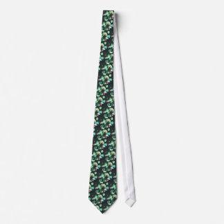 Wasser-Lilien-Sammlung - Gewohnheit, Bedruckte Krawatten